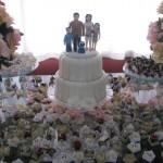Noivinhos no bolo 1