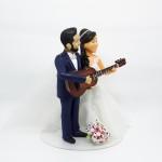 noivo músico