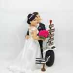 Casal viajante